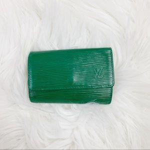 SALE 🎉Louis Vuitton epi leather multicles vintage